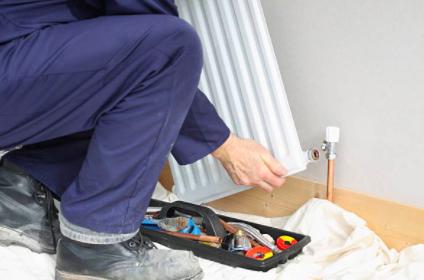 Comment réparer un trou dans un radiateur de maison ?